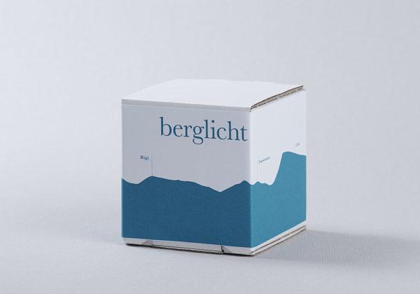 Berglicht Innerschweiz Verpackung
