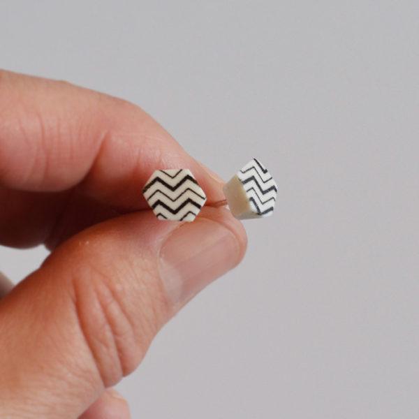 Cutout Schmuck aus Porzellan