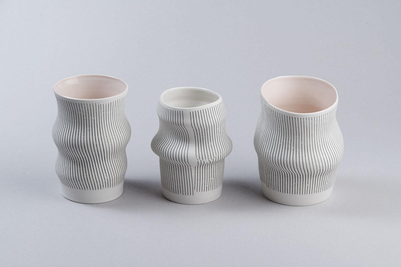 Vase elastique