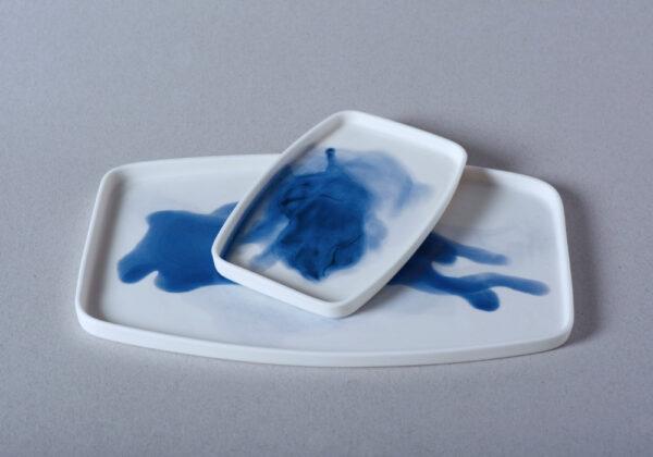 BLUE Porzellan